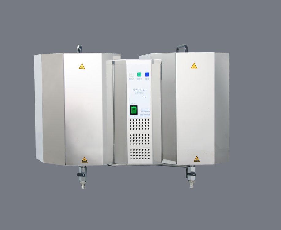 Wasser-Destillierapparate, Wasser-Destillierautomaten